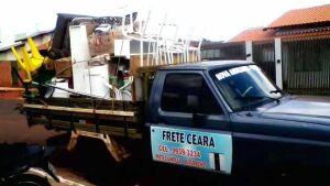 Fretista pede ajuda da população para recuperar caminhonete furtada