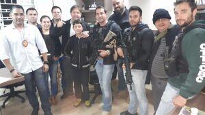 Filho de empresário que ficou refém de sequestradores é liberado no Paraguai