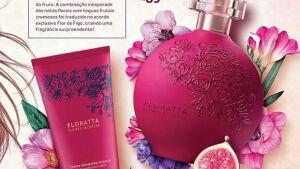 Floratta Flores Secretas é o mais novo lançamento do O Boticário em Fátima do Sul