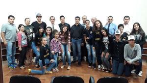 Grupo de Dança Salute reivindica apoio do Legislativo em Glória de Dourados