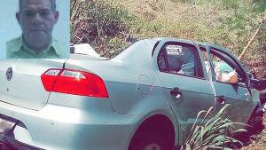 Deodapolense morre em acidente na MS-276 em Lagoa Bonita
