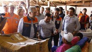 Governo de MS libera R$ 4 milhões para municípios atingidos por tempestades