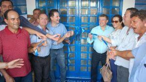 Eraldo entrega reforma do Posto de Saúde da Gleba e anuncia novos investimentos para Jateí