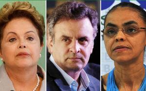 Com Marina na mira, presidenciáveis farão 1º debate na TV Bandeirantes
