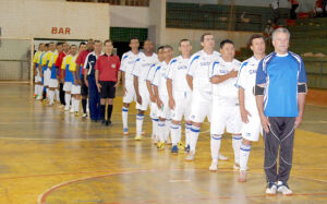 Abertura da II Copa Comércio de Futsal foi transferida para dia 26 em Fátima do Sul
