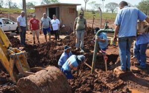 Sanesul inicia operação do poço Deo-006 em Deodápolis
