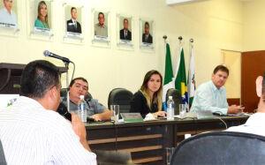 Confira o resumo da sessão ordinária do dia 22 na Câmara Municipal de Deodápolis