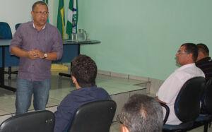 Jateí realiza Audiência para discussão e elaboração da Lei Orçamentária Anual