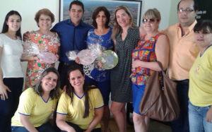 Técnicos da Secretaria de Estado de Trabalho e Assistência Social visitam Fátima do Sul