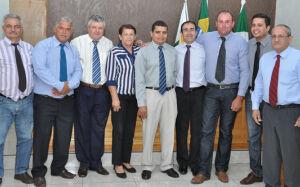 Vereadores propõe construção de Salão Comunitário, quebra molas e reforma de quadra em Vicentina