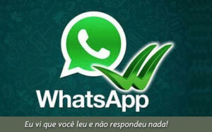 Mulher pede na Justiça direito de olhar o WhatsApp do marido