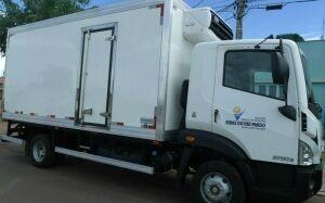 Secretário usa caminhão da prefeitura para fazer mudança de 1.510 km