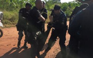 Assaltante é morto em troca de tiros com a PM de Três Lagoas