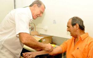 Campanha de prevenção ao Câncer de Próstata é sucesso de público em Fátima do Sul