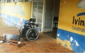 Internauta registra omissão e fato lamentável no hospital municipal de Ivinhema