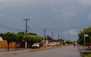 Sexta-feira com chuva em todas as regiões de MS, prevê meteorologia
