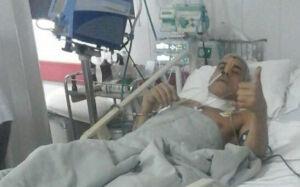 Hospital se recusa a receber brasileiro acusado de ter assassinado Jorge Rafaat