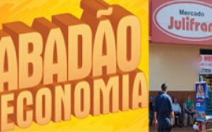 Confira as ofertas do Sabadão da Economia do Mercado Julifran de FÁTIMA DO SUL