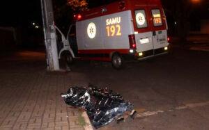 Grupo com 8 travestis foge em carro após matar 'Paola Bracho' a facadas