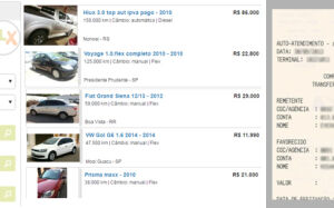 Cuidado: golpe da venda de carro na OLX já fez vítimas em MS
