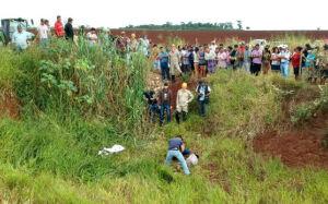 Corpo é encontrado em vala às margens do Anel Viário