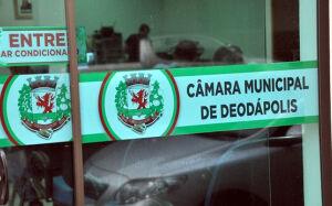 Câmara publicou isentos de taxas do Concurso Público que será realizado em maio em DEODÁPOLIS