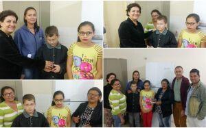 Prefeitura iniciou ação que garante óculos para famílias de baixa renda em DEODÁPOLIS