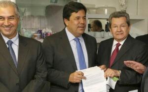 Onevan formaliza a ministro pedido para implantação de novo curso na UFMS de Naviraí