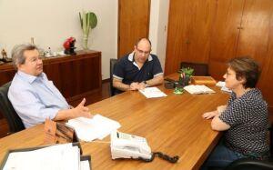 Onevan discute com reitor detalhes finais para implantação de curso na UFMS de Naviraí