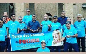 Fátima do Sul participou da 10ª Romaria Terço dos Homens em Aparecida-SP