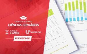 Graduação a Distância em Ciências Contábeis com duração de 4 anos é destaque UNIPAR EAD em DOURADOS