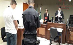Após 18 horas de julgamento, Tales pega 16 anos por matar Marquinhos em 2015 em Deodápolis