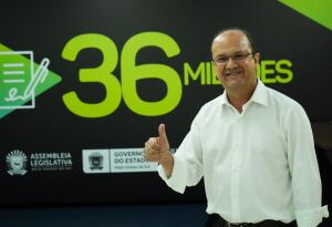 Barbosinha destina R$ 650 mil em emendas na saúde para 16 cidades