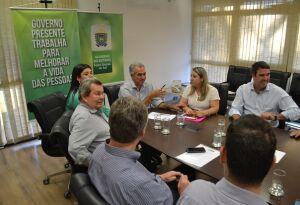 Onevan e produtores discutem com Reinaldo incentivos à cadeia produtiva do Leite