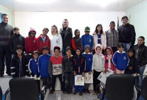 Projeto Qualidade de Vida é desenvolvido no SCFV para Crianças e adolescentes de Jateí