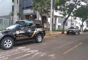 Polícia Federal está na sede da Fiems para buscas da Operação Fantoche