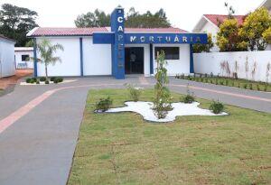 JATEÍ: Capela Mortuária no distrito ficou ampla e moderna, lugar digno para velar os entes queridos