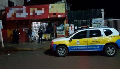 Douradense será punido se for flagrado na rua das 20h às 05 da manhã