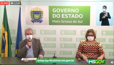 Governo de MS vai enviar R$ 1 milhão mensal para combate do coronavírus em Dourados
