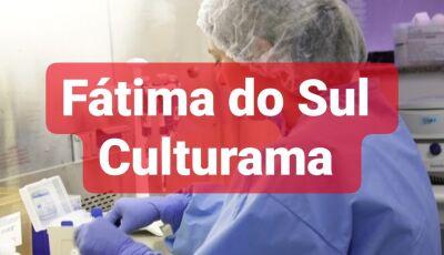 Fátima do Sul tem mais casos confirmados e curados, 132 casos suspeitos, veja o mapeamento e boletim