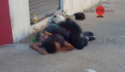 Homem é preso em flagrante tentando estuprar mulher desacordada