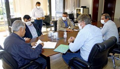 Vicentina recebe investimentos para obras que vão abrigar novas empresas e 250 postos de trabalho