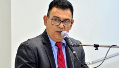 Durante sessão, João Hermes reafirma seu nome como pré-candidato a prefeito em Fátima do Sul