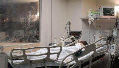 Dourados tem cinco pacientes internados por Covid-19 em UTIs