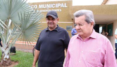 Taquarussu recebe emenda parlamentar de R$ 400 mil de Onevan