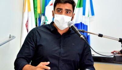 Diego Carcará pede alteração na Lei Municipal para priorizar atendimento a pessoas com fibromialgia