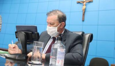 Eduardo Rocha emite parecer favorável e calamidade de Costa Rica é aprovada