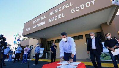 Investimentos do Governo de MS modernizam municípios com obras e serviços importantes para população