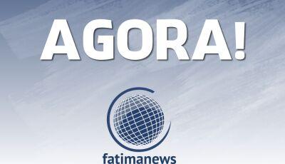 AGORA: Acidente deixa vítima fatal e uma presa nas ferragens em Vicentina