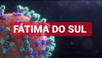 PREOCUPANTE: município tem 253 casos suspeitos e 70 confirmados em Fátima do Sul